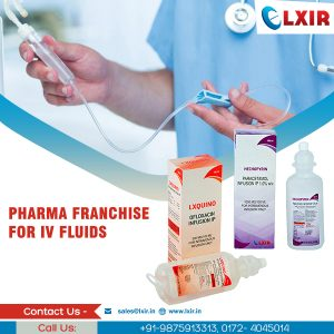 Pharma Franchise for IV Fluids